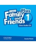 Family and Friends 2nd Edition Level 1 Plus - Class Audio CD