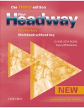 New Headway, 3rd Edition Elementary Workbook without Key (Soars, J. + L.)