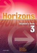 Horizons 3 Student's Book And CD-ROM Pack (Radley, P. - Simons, D. - Campbell, C.)