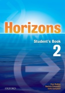 Horizons 2 Student's Book and CD-ROM Pack (Radley, P. - Simons, D. - Campbell, C.)