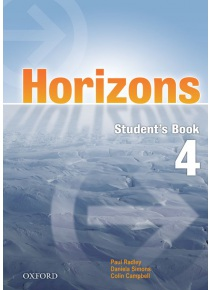 Horizons 4 Student's Book and CD-ROM Pack (Radley, P. - Simons, D. - Campbell, C.)