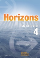 Horizons 4 Student's Book (Radley, P. - Simons, D. - Campbell, C.)