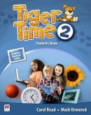 Tiger Time Level 2 Student's Book Pack - Učebnica (C. Read, M. Ormerod)