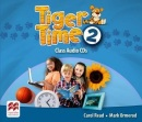 Tiger Time Level 2 Audio CD (4) (Carol Read)