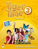 Tiger Time Level 3 Student's Book Pack - Učebnica (M. Ormerod, C. Read)