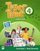 Tiger Time Level 4 Student's Book Pack - Učebnica (M. Ormerod, C. Read)