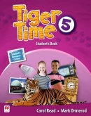 Tiger Time Level 5 Student's Book Pack - Učebnica (M. Ormerod, C. Read)