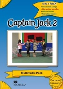 Captain Jack 2 Multimedia Pack (Jill Leighton)