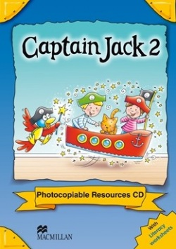 Captain Jack 2 Photocopiables CD-ROM (Jill Leighton)