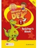 Discover with Dex Level 1 Teacher's Book Pack - Metodická príručka