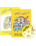 Busy Bee 1 (MEGA SET) učebnica + PZ + CD