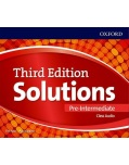 Maturita Solutions, 3rd Pre-Intermediate CDs (3) (Falla, Davies Paul A., Tim)