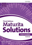 Maturita Solutions, 3rd Intermediate Workbook (SK Edition) - Pracovný zošit (Falla, Davies Paul A., Tim)