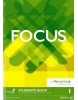 Focus 1 Student's Book with MyEnglishLab