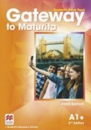 Gateway to Maturita 2nd Edition (A1+) Student's Book Pack - Učebnica (David Spencer)