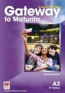 Gateway to Maturita 2nd Edition (A2) Student's Book Pack - Učebnica (David Spencer)