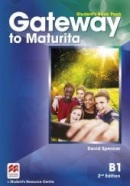 Gateway to Maturita 2nd Edition (B1) Student's Book Pack - Učebnica (David Spencer)