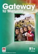 Gateway to Maturita 2nd Edition (B1+) Student's Book Pack - Učebnica (David Spencer)