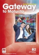 Gateway to Maturita 2nd Edition (B2) Student's Book Pack - Učebnica (David Spencer)
