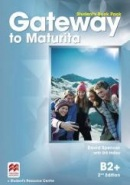 Gateway to Maturita 2nd Edition (B2+) Student's Book Pack - Učebnica (David Spencer)