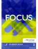 Focus 2 Student's Book with MyEnglishLab