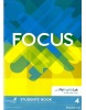 Focus 4 Student's Book with MyEnglishLab