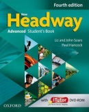 New Headway, 4th Edition Advanced Student's Book + iTutor DVD (Soars John and Liz)