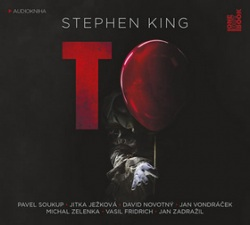To - audiokniha (Stephen King; Pavel Soukup; Jan Vondráček; David Novotný)