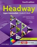 New Headway, 4th Edition Upper-Intermediate Student's Book (SK Edition 2019)