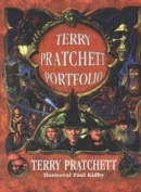 Terry Pratchett Portfolio (Terry Pratchett; Paul Kidby)