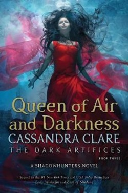 Queen of Air and Darkness (Clare Cassandra)