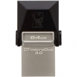 KINGSTON -- DataTraveler Micro DTDUO3/64GB