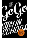 GoGo diár - Stay in School 2018/2019 (Gogo)