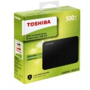 TOSHIBA Canvio Basics (2018) 500GB USB3.0 2,5""