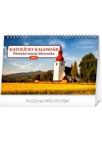 Katolícky kalendár - stolový kalendár 2019   kniha  83314c68a8