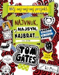 Tom Gates – Najvnuk, najsyn, najbrat... (To iste!) (Tom Gates 12) (Liz Pichon)