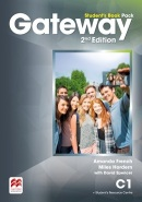 Gateway 2nd Edition (C1) Student's Book Pack - Učebnica