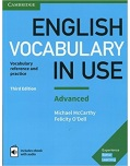 English Vocabulary in Use Advanced Book with answers + ebook 3rd ed (McCarthey, M.)