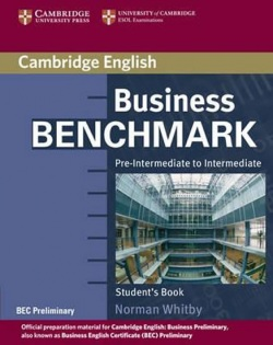 Business Benchmark Intermediate BEC Prelimin SB (Whitby Norman)