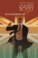 James Bond 3: Hammerhead (Andy Diggle, Luca Casalanguida)