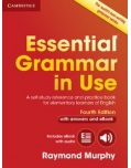 Essential Grammar In Use, 4th Edition Book with Key + Interactive eBook (Raymond Murphy)