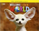 Welcome to Our World 1: Activity Book with Audio CD - Pracovný zošit