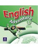 English Adventure 1 Songs CD (Anne Worrall)