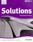 Solutions, 2nd Intermediate Workbook (SK Edition 2019)