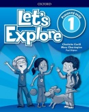 Let's Explore 1 Activity book - Pracovný zošit (Charlotte Covill; Mary Charrington; Paul Shipton)