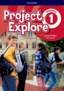 Project Explore 1 Student's Book - Učebnica (Phillips, S. - Shipton, P.)