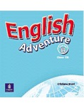 English Adventure Starter B Class CD (Cristiana Bruni)