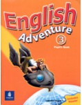English Adventure 3 Pupil´s Book (Izabella Hearn)