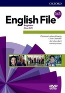 New English File 4th Edition Beginner DVD