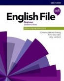 New English File 4th Edition Beginner Student's Book Pack - Učebnica